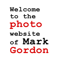 Welcome to Mark Gordon's Website